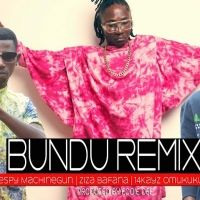 Bundu Remix - Ziza bafana ft Machinegun & 14kayz