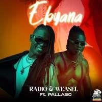 Ebyaana - Weasel Feat. Pallaso