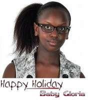 Happy Birthday - Baby Gloria