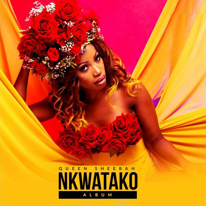 Sheebah Karungi - Nkwatako Album Cover